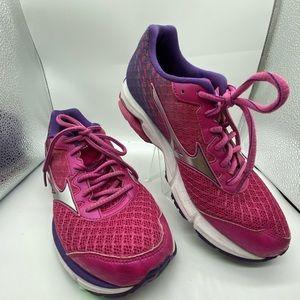 Mizuno Wave Rider 19 Running Shoes Size 8.5